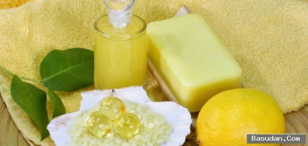 فوائد الفازلين والليمون للعناية بالبشرة