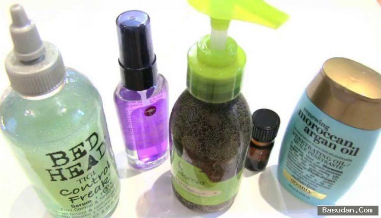 كيفية استخدام سيروم الشعر الطريقة