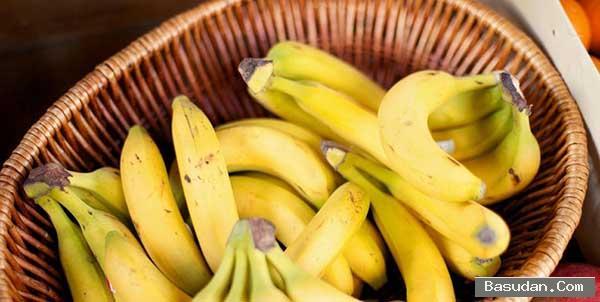 أهمية الموز للشعر وصفات الموز