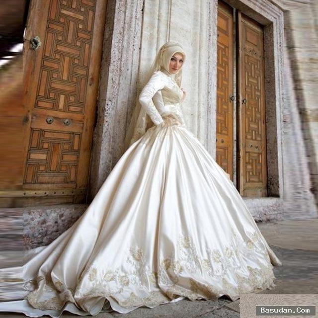 اجمل فساتين عروسه