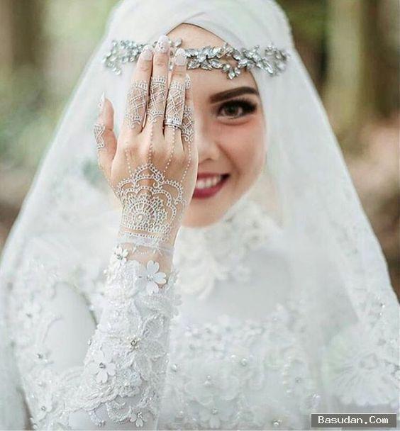 اجمل حجاب عروسه اسلامي
