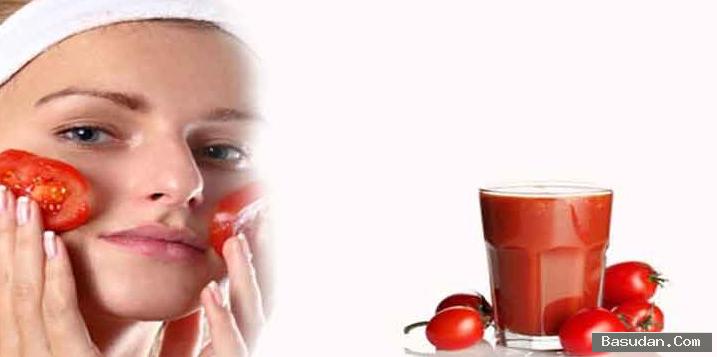 فوائد الطماطم العلاجيه لجمال البشره