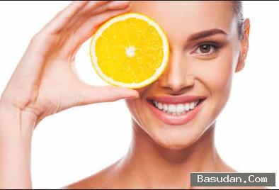 اجمل خلطة بقشر البرتقال والليمون