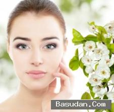 اجمل وصفات للعناية ببشرتك الزهور