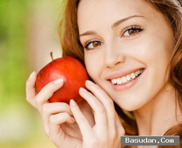 اجمل أقنعة التفاح لعلاج البشرة