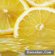 اجمل وصفات الليمون لتفتيح الكوعين