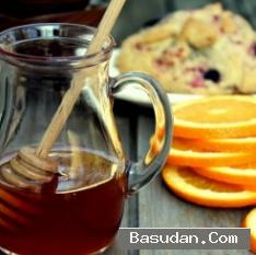 اجمل خلطه البرتقال والعسل لحماية