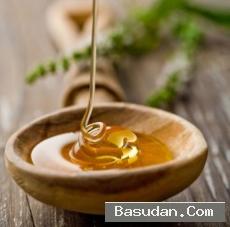 اجمل تقشير الجسم بالعسل واللوز