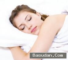 تخلصي اضطرابات النوم بهذا الحل