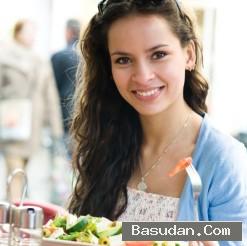 الأكل المطعم والحمية معادلة يمكن