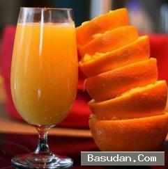 فوائد البرتقال للزكام