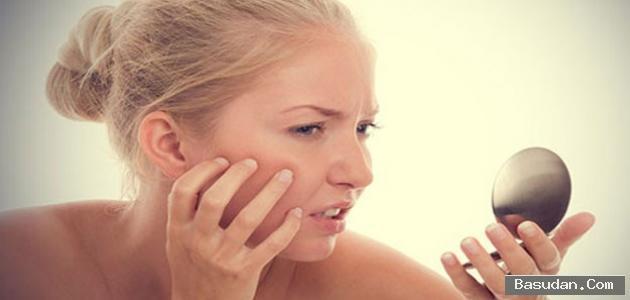 علاج البشرة الدهنية كيفية علاج