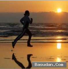 فوائد رياضة الجري الماء