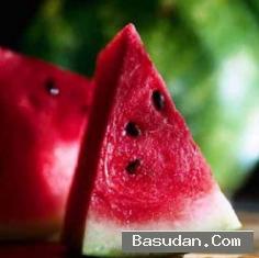 البطيخ الأحمر فياجرا طبيعية