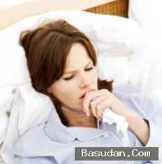 الكآبة تعالج الإنفلونزا