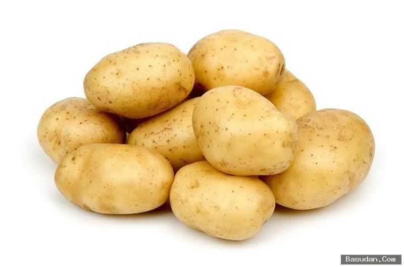 ماسك البطاطس الوجه