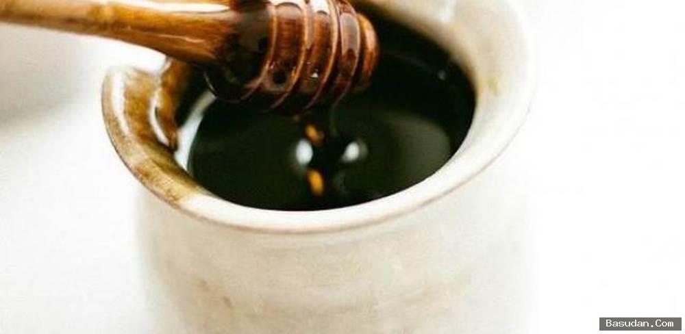 ماسك العسل الأسود للوجه