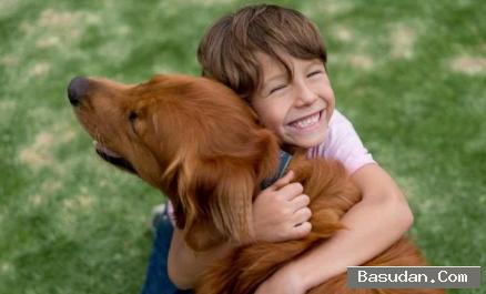 وفاء الكلب وأجمل