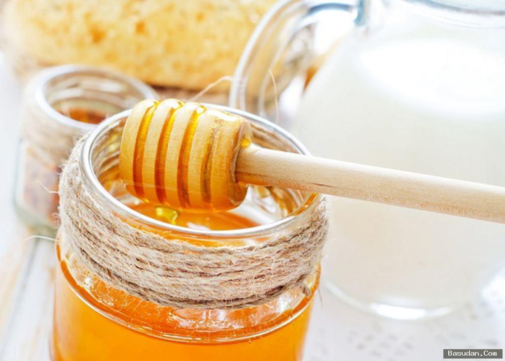 ماسك للوجه العسل الطبيعي