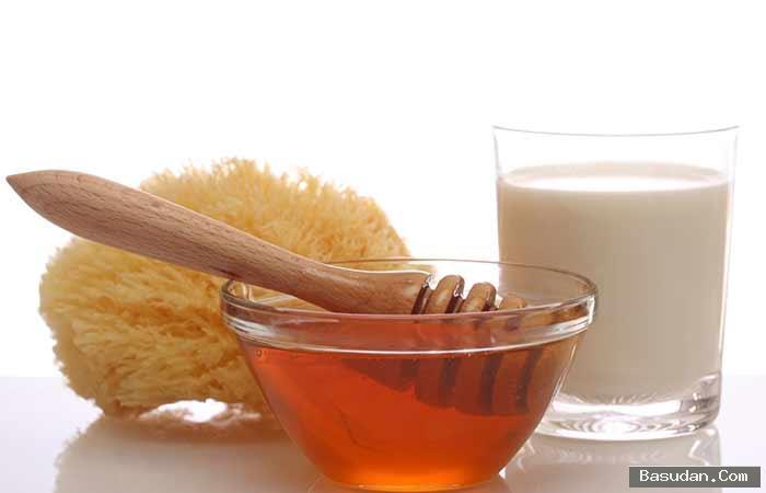 ماسكات الحليب لتوحيد بشرتكِ الصيف