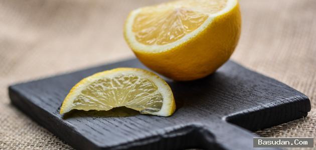 ماسك الليمون لبشرة مثالية الصيف