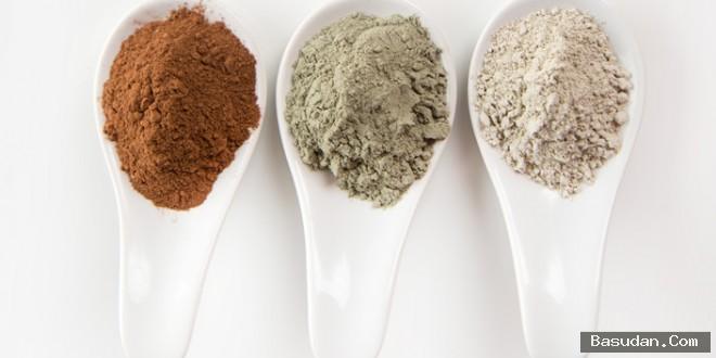 أنواع أقنعة الطين السحرية