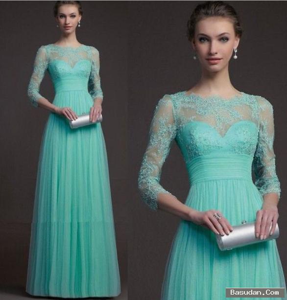 أجمل موديلات فساتين السهرة فستان