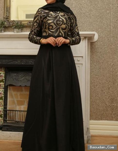 أجمل فساتين السواريه فستان سواريه