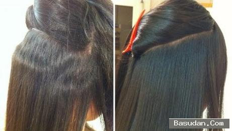 طريقة الشعر بزيت الزيتون