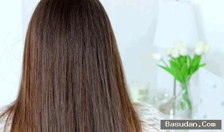 كريم الشعر المنزل بمكونات بسيطة