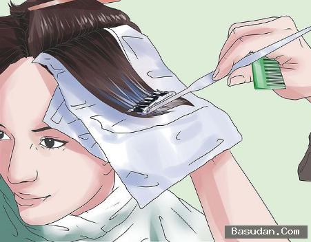 طريقة صبغات الشعر
