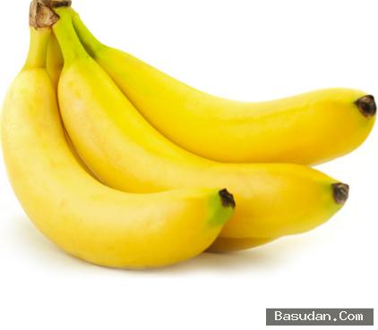 الموز وزيت الهند وزيت الزيتون