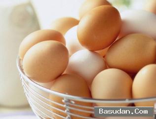فوائد البيض لإطاله الشعر