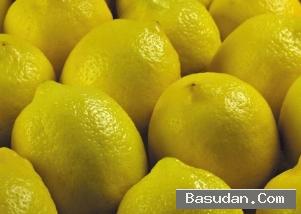 التفاح والليمون لتعزيز وتكييف الشعر