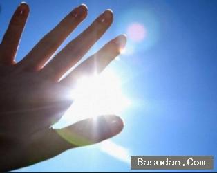 أضرار أشعة الشمس وخطورتها الشعر