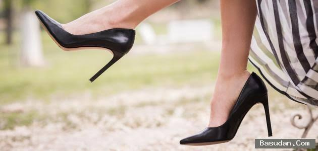 نصائح هتساعدك لاختيار الحذاء بالكعب