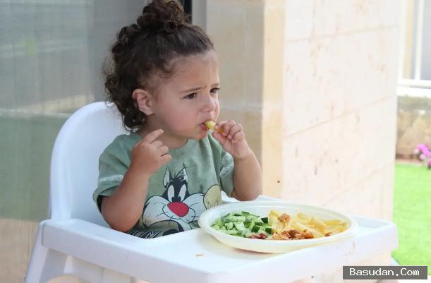 نصائح تغذية طفلك العيد