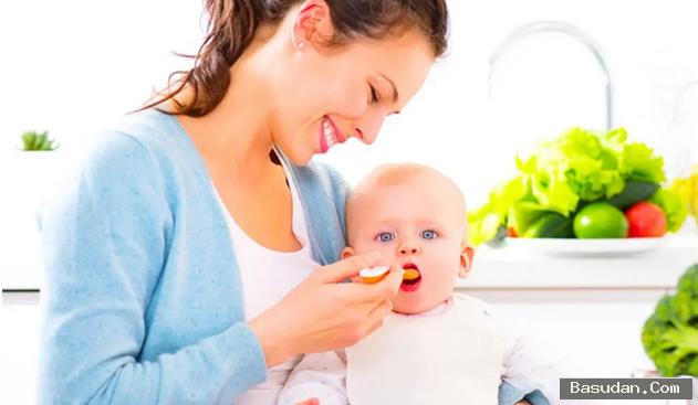 نصائح لتغذية الطفل الرضيع